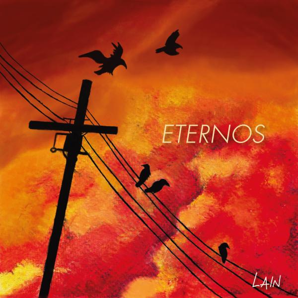 ETERNOS - PORTADA